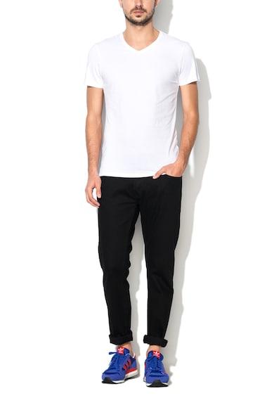 BLEND Комплект бели тениски - 2 броя Мъже