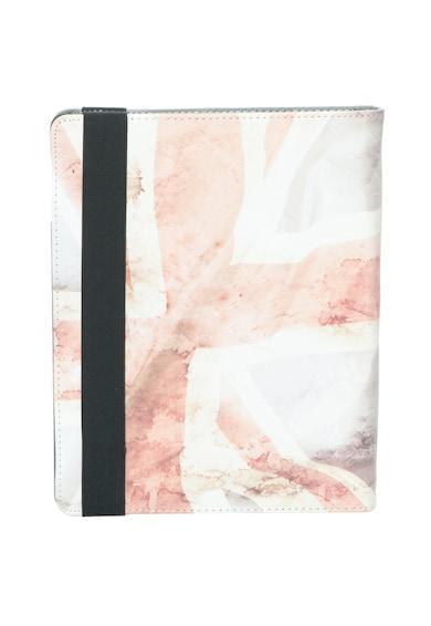 Pepe Jeans London Husa cu imprimeu cu steagul britanic pentru iPad Whisteley Barbati