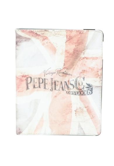 Pepe Jeans London Whisteley iPad Tok Brit Zászlós Lenyomattal férfi
