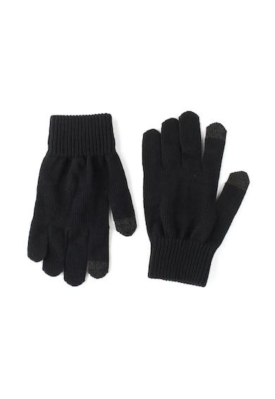 Levi's Унисекс черни ръкавици Жени