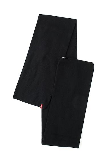 Levi's Levi`s унисекс черен двупластов плетен шал Жени