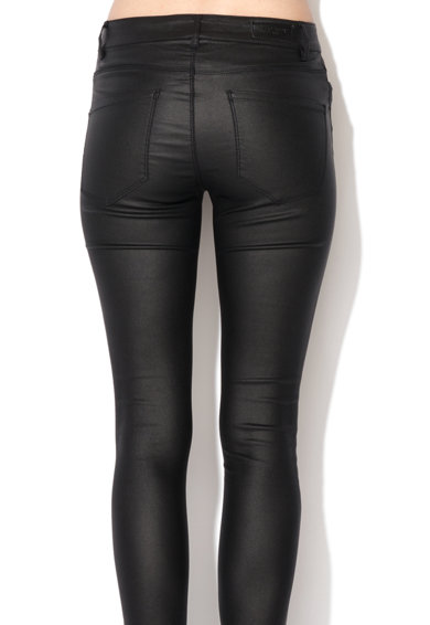 Vero Moda Черен прилепнал панталон Жени