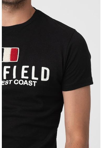 Hollifield Tricou cu logo Jacksonville Barbati