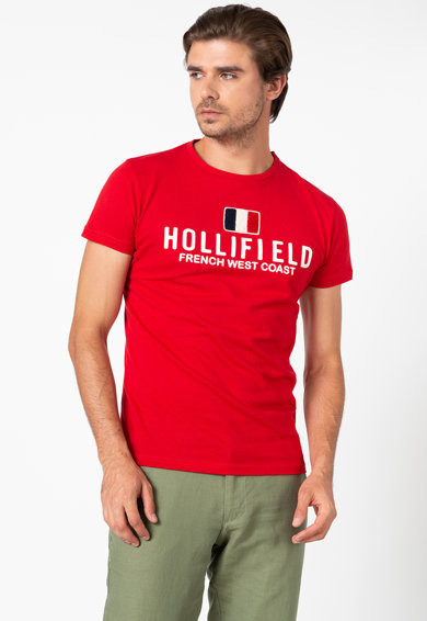 Hollifield Тениска Jacksonville с лого Мъже