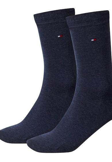 Tommy Hilfiger Комплект от 2 чифта тъмносини чорапи Жени