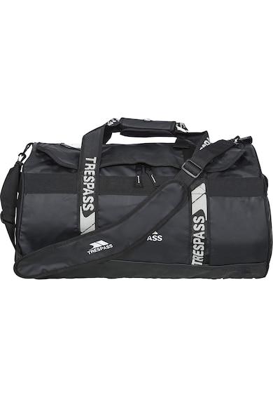 Trespass Unisex Deptron Fekete Hátizsák Laptop Tartóval - 30 l női