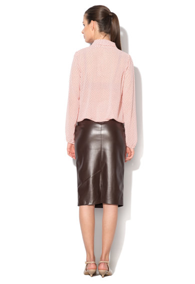 M by Maiocci Bluza roz cu buline Femei