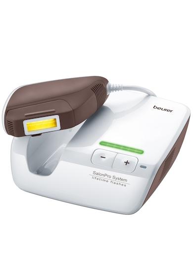 Beurer Epilator  SalonPro System IPL 10000, Alb Femei
