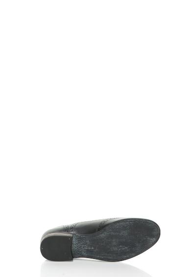 Clarks Hamble Oak Fekete Cipő női