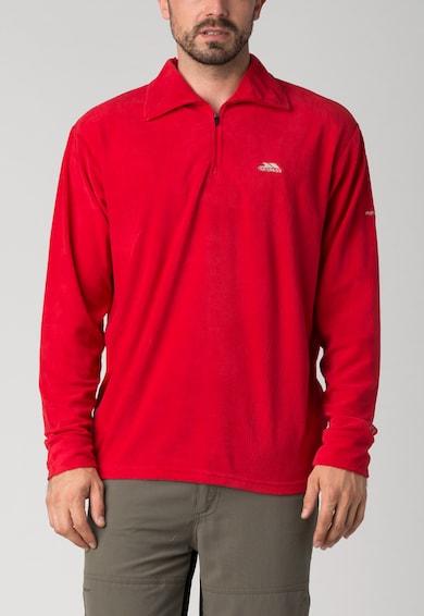 Trespass Bluza sport rosie din fleece Masonville Barbati