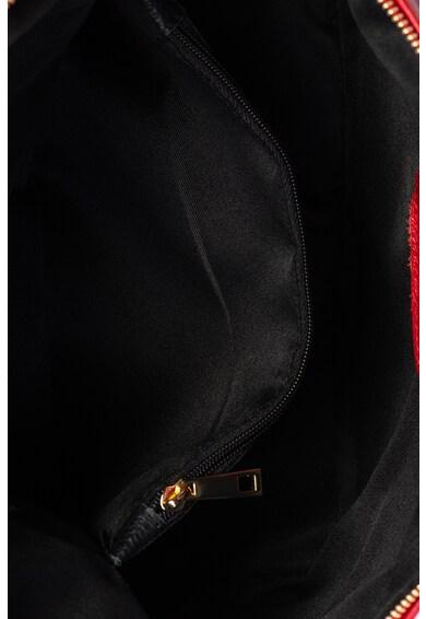 Classeregina Geanta de piele cu bareta detasabila Femei