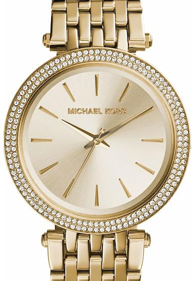 Michael Kors Овален часовник Darci с кристали Жени