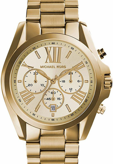 Michael Kors Часовник Bradshaw с хронограф Жени