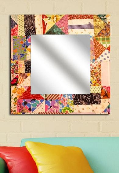 Deco Wall Oglinda cu rama multicolora Femei