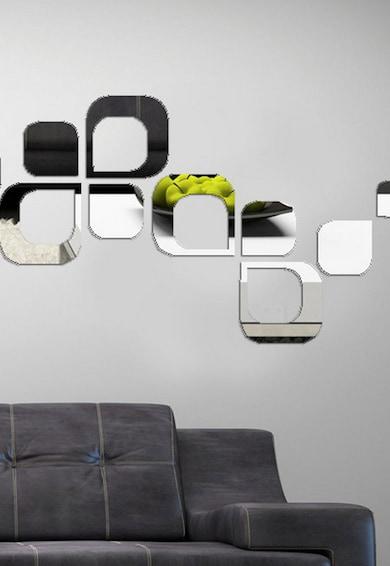 Deco Wall Oglinda cu forma patrata si colturi rotunjite Femei