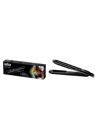 Braun Placa de indreptat parul  Satin Hair ST780, 200 grade, Negru Femei
