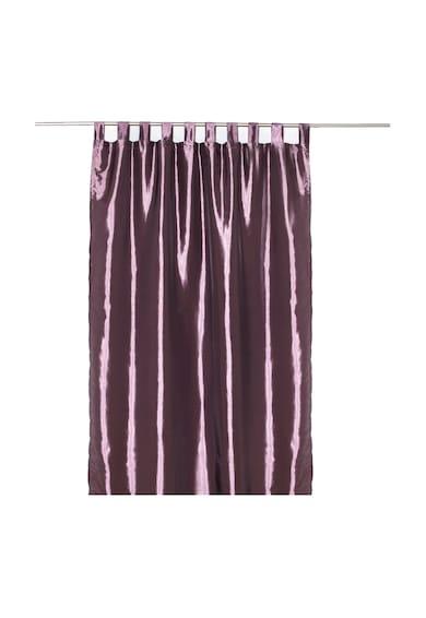 Mendola Home Textiles Draperie  Tafta Royal, 140x245 cm, Mov Femei