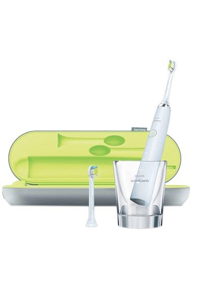 Philips Sonicare Ел. четка за зъби  Diamond Clean HX9332/04, Звукова технология, до 62 000 движения на четката/мин, 5 режима, 1 дръжка, 2 глави Жени