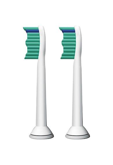 Philips Sonicare Rezerve standard de periuta de dinti electrica  ProResults HX6012/07, 2 buc Femei