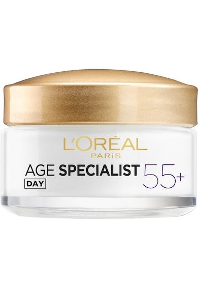 L'Oreal Paris Crema antirid de fata pentru zi  Age Specialist 55+, 50 ml Femei