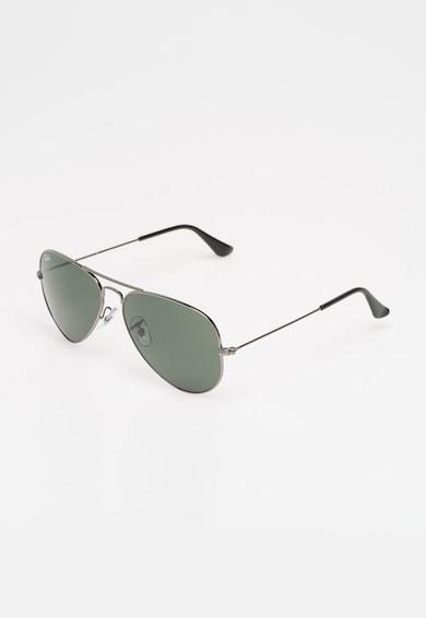 Ray-Ban Unisex Aviator Large Metal Silvery Sunglasses Жени