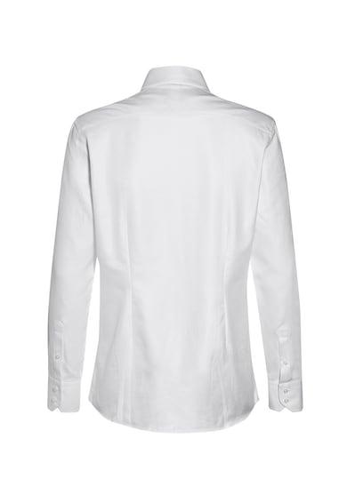 NEXT Риза по тялото, с релефна повърхност Мъже