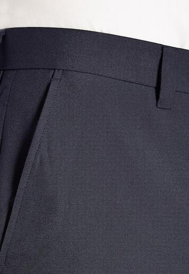 NEXT Официален прилепнал панталон в тъмносиньо Мъже