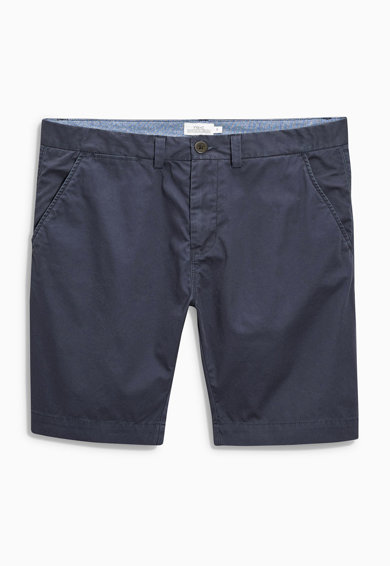 NEXT Pantaloni scurti chino bleumarin Barbati
