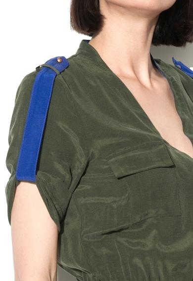 Sisley Katonai Zöld Ruha női