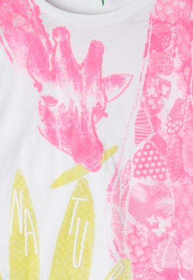 United Colors of Benetton Tricou cu imprimeu Fete