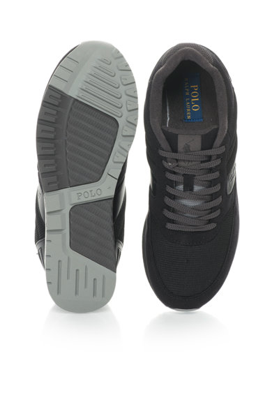 Polo Ralph Lauren Спортни обувки от изкуствен велур и мрежеста материя Мъже