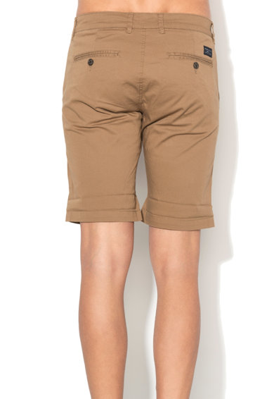 Selected Homme Bermude regular fit maro camel Barbati