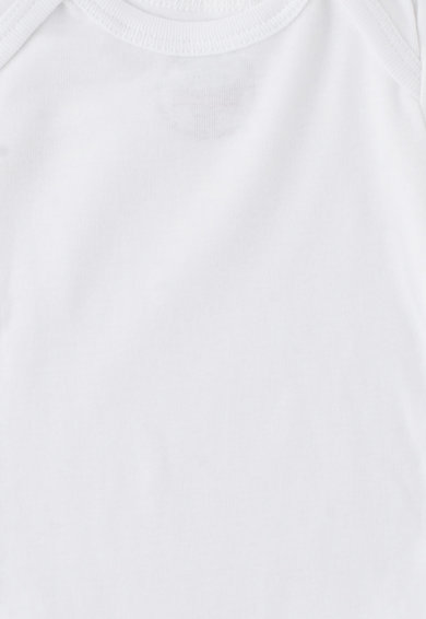 Absorba Детски комплект бели бодита - 2 броя Момичета