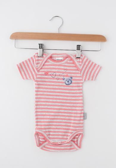 Absorba Бебешки комплект трицветни бодита - 2 броя Момичета