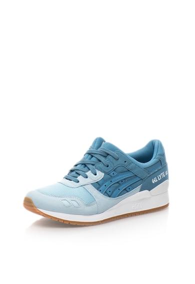 Asics Unisex GEL-LYTE III Kék Sneakers Cipő női