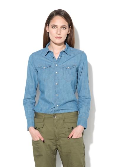 G-Star RAW Kék Egyenes Fazonú Farmering női