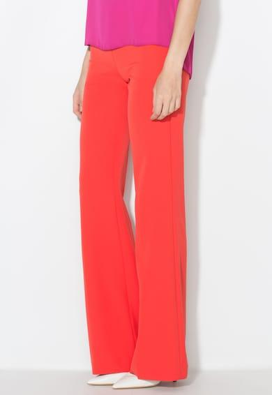 Zee Lane Collection Pantaloni rosii evazati Femei