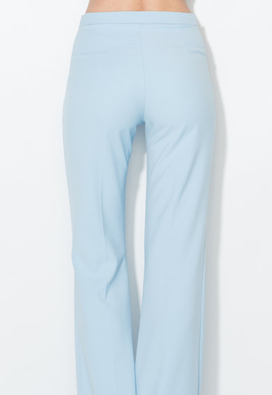 Zee Lane Collection Pantaloni evazati bleu Femei