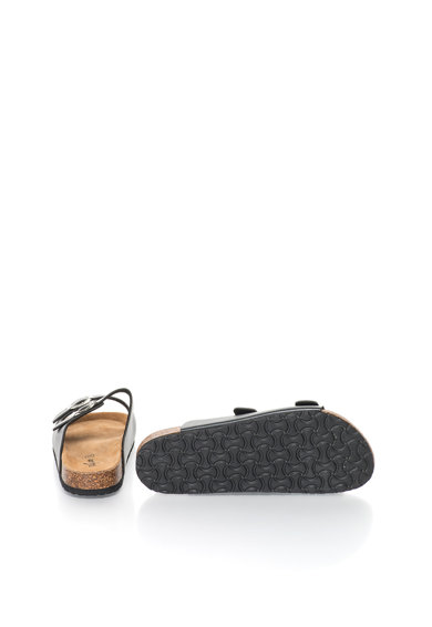 Australian Сребристи чехли с двойна каишка Жени