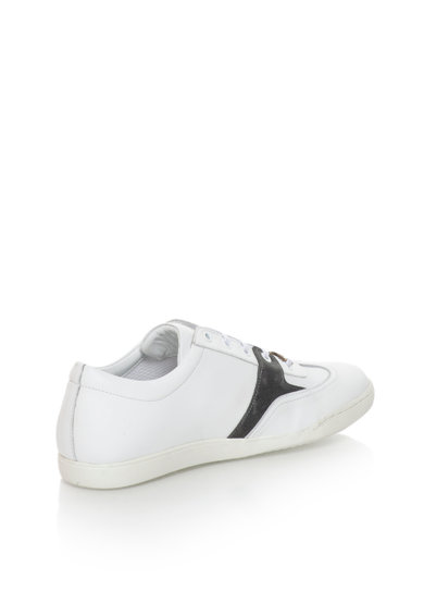 John Galliano Nyersbőr&bőr cipő férfi