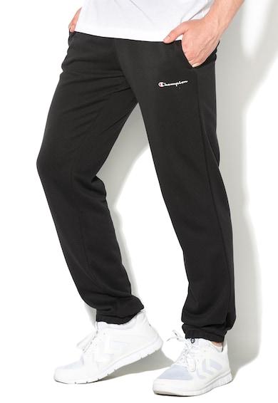 Champion Pantaloni sport negri comfort fit Barbati