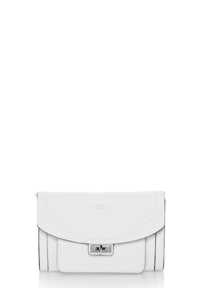 Kingsley Fehér Válltáska - Guess (HWEY64-85180-WHI) 63ced49ced