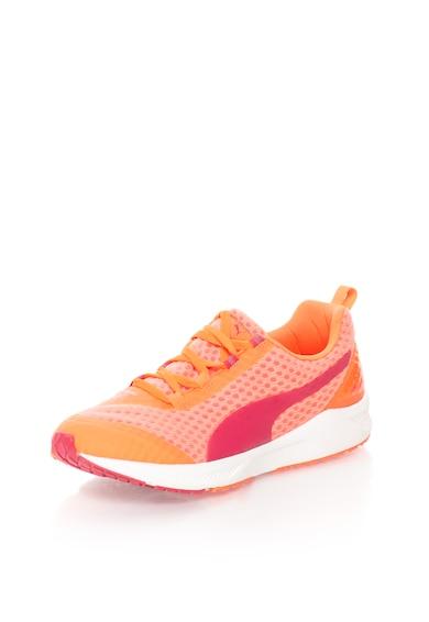Puma Яркооранжеви спортни обувки Ignite XT Core Жени