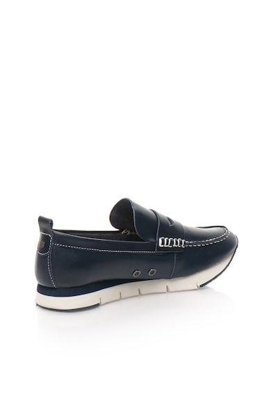Calvin Klein Jeans Pantofi loafer bleumarin Haben Barbati