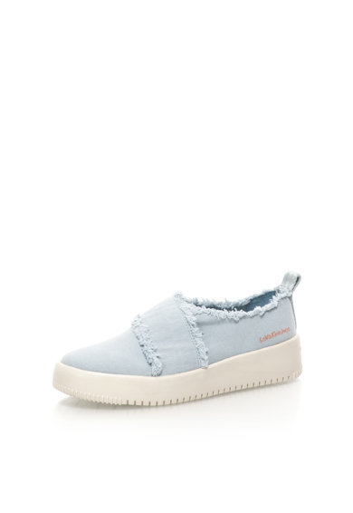 Calvin Klein Jeans Dale Vászon Bebújós Cipő női