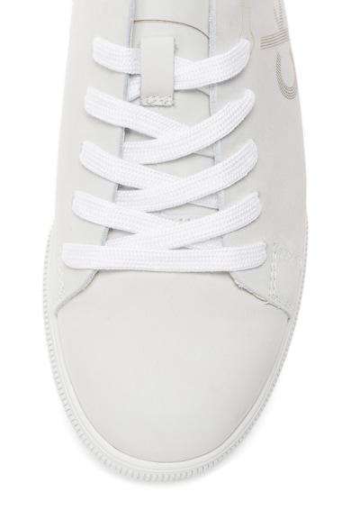 Calvin Klein Jeans Pantofi sport de piele nabuc Sailor Femei