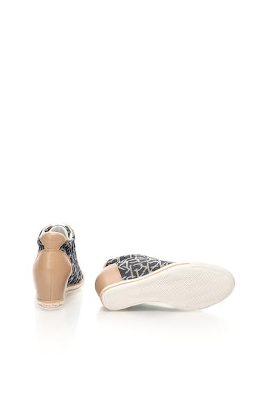 Calvin Klein Jeans Pantofi sport inalti cu platforma wedge ascunsa Vero Femei
