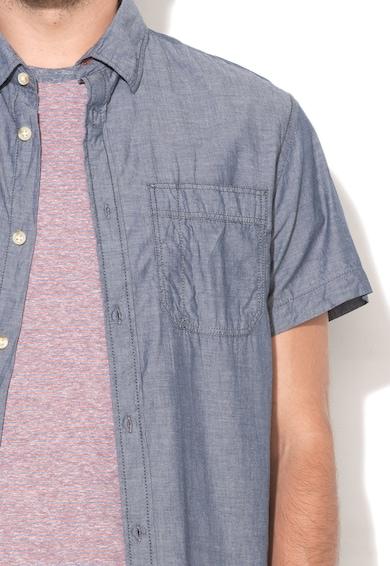 Jack&Jones Риза Aruco с къси ръкави и стандартна кройка Мъже