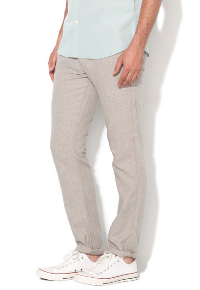 Selected Homme Pantaloni chino regular fit Paris Barbati