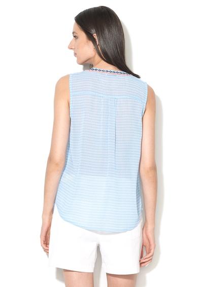 EDC by Esprit Top bleu cu model grafic Femei